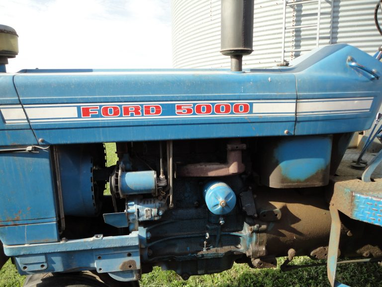 ford 5000 reservedele